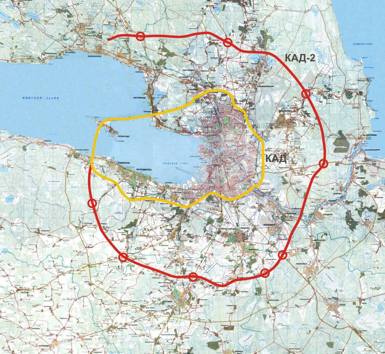 схема движения автодорог мурманск - великий новгород