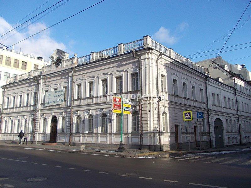 Сретенка 18 аренда офиса Аренда офиса Сталеваров улица