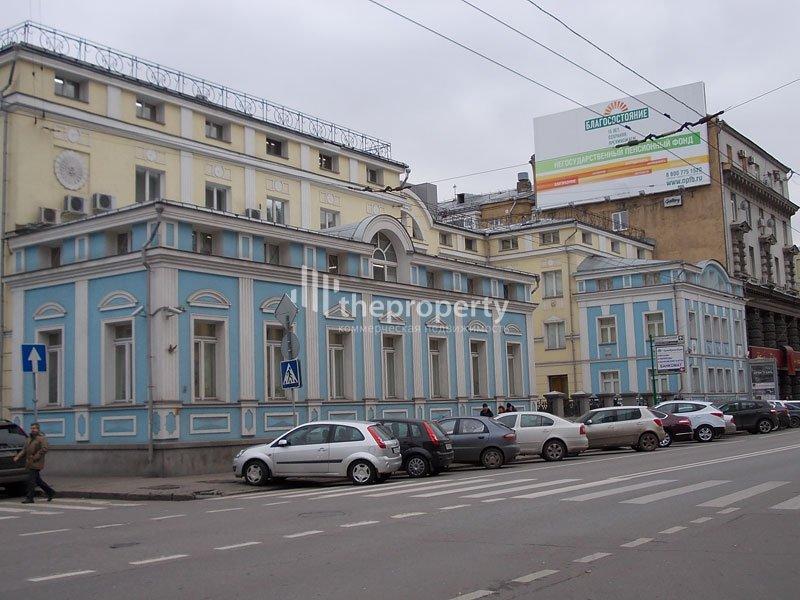 Офисные помещения под ключ Дмитровка Малая улица аренда коммерческой недвижимости Каховская