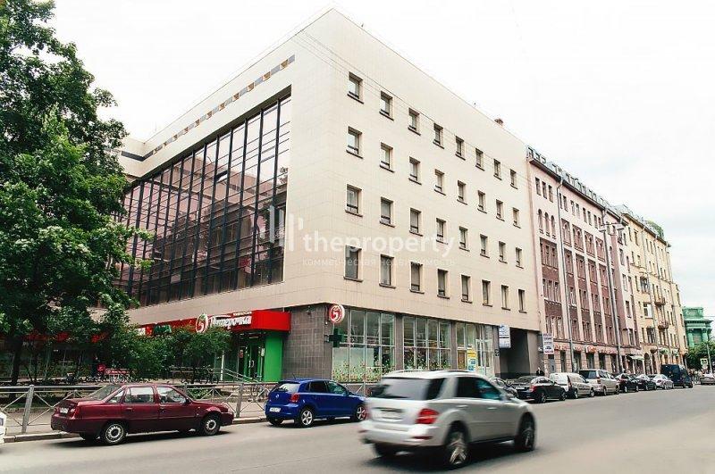 Коммерческая недвижимость нарвский 18 снять место под офис Нелидовская улица