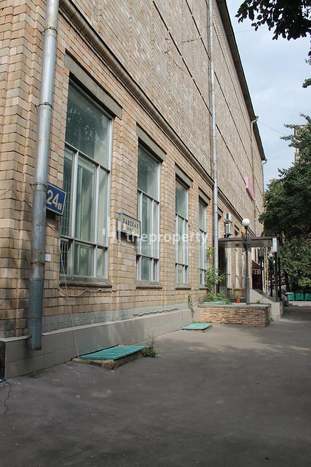 Поиск Коммерческой недвижимости Хавская улица Аренда офиса 60 кв Павелецкая