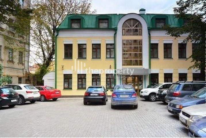 Снять офис в городе Москва Казакова улица коммерческая недвижимость в климовске