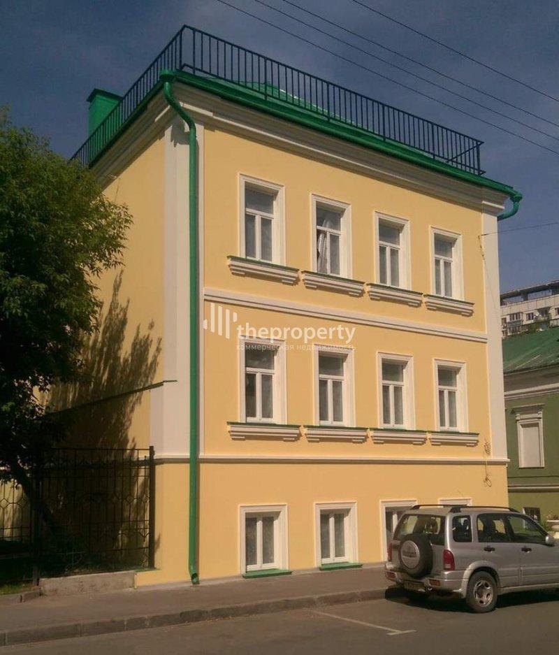 Коммерческая недвижимость Спасоналивковский 1-ый переулок аренда офиса ул ак янгеля