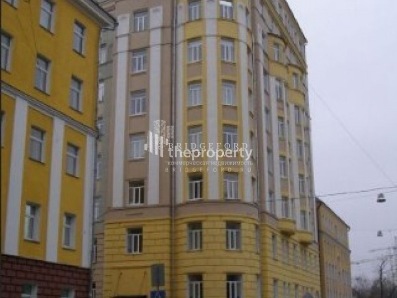 Поиск помещения под офис Пироговская Малая улица аренда офиса спортивная