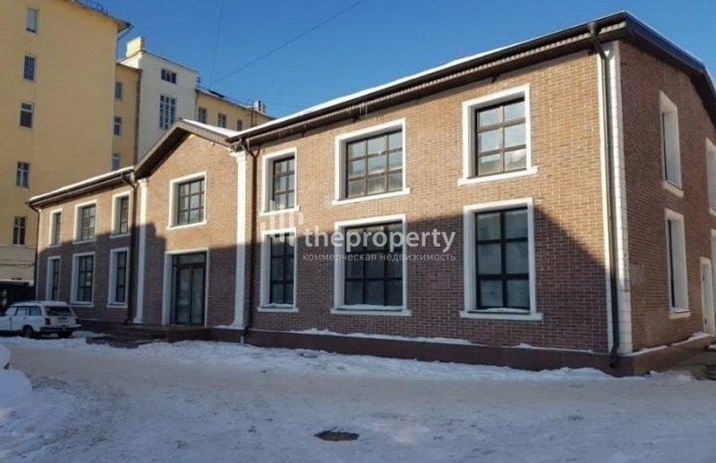 Коммерческая недвижимость Миусская 1-я улица Арендовать помещение под офис Рокотова улица