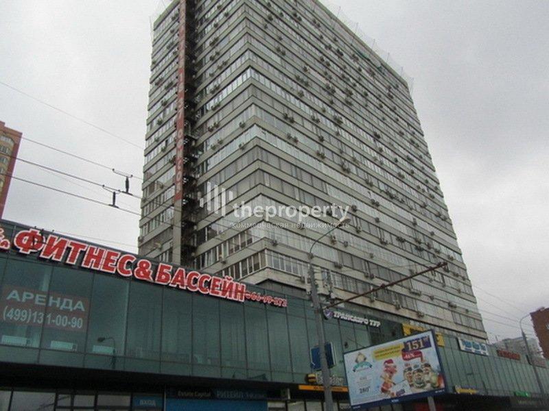 Аренда офиса проспект вернадского 29 Аренда офиса 60 кв Привольная улица